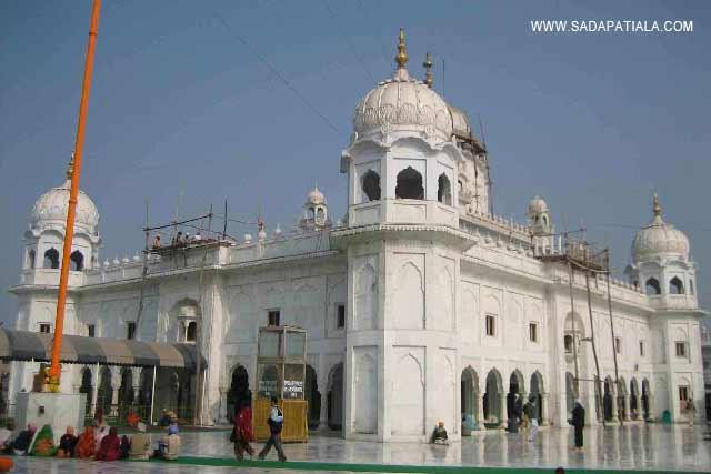 Patiala Gurudwara Shri Dukhniwaran Sahib