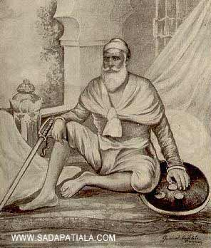 Patiala Baba Ala Singh