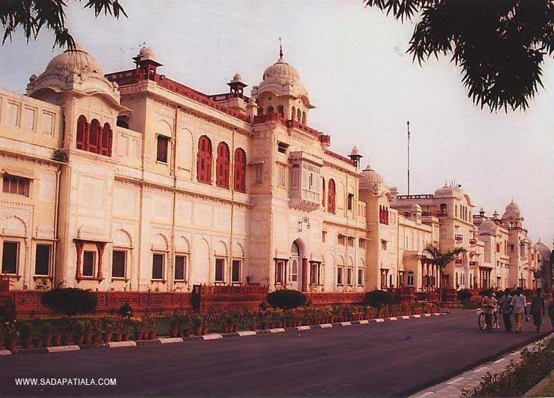 Patiala Motibagh Palace