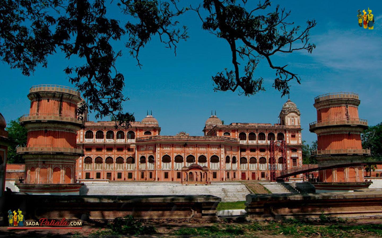 Patiala Sheesh Mahal
