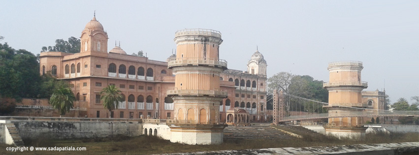 Patiala Sheesh Mahal Facebook Cover