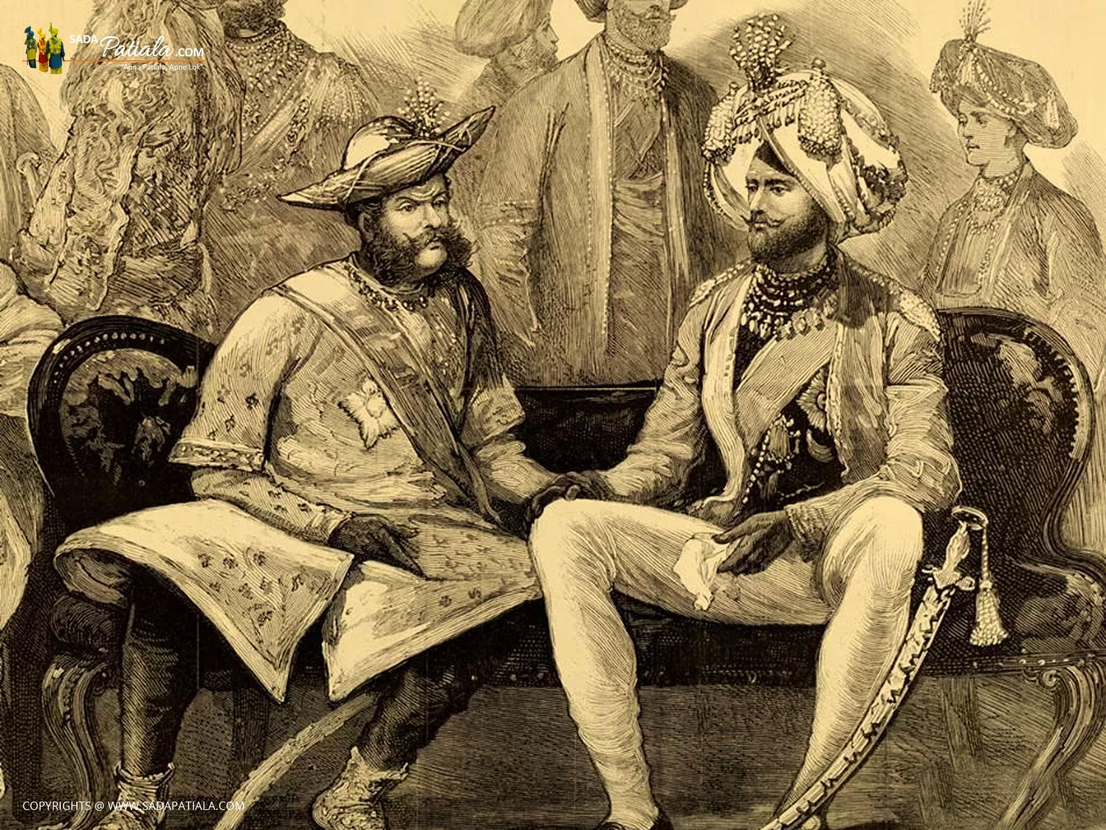 Maharaja of Patiala